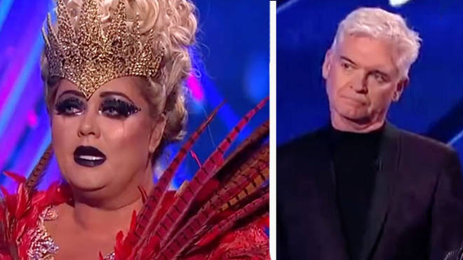 Gemma Collins is at the centre of a FIX row after Schofe's DOI comments