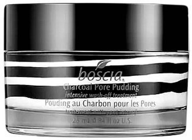boscia charcoal pudding