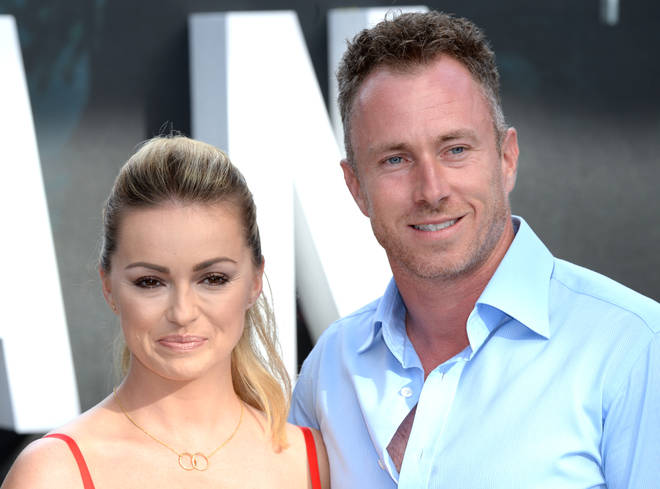 James and Ola Jordan have been struggling to conceive naturally