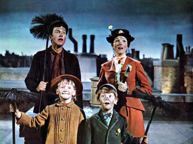 Mary Poppins has come under fire for 'racism'