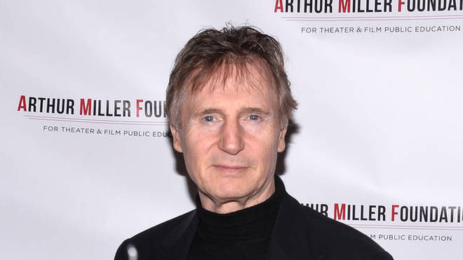Liam Neeson has starred in Taken and Love Actually