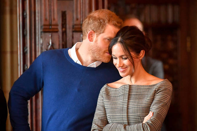 Meghan Markle and Prince Harry first met back in 2016