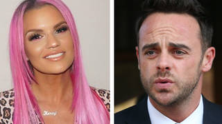 Kerry Katona believes Ant McPartlin was forgiven for drink-driving because he's a man