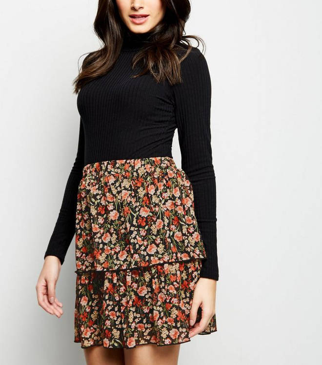 Kelly's skirt from New Look