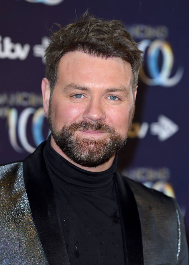 Brian McFadden's future in the competition is uncertain