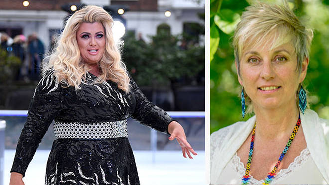 Gemma Collins called in a shaman to cleanse the Dancing On Ice rink