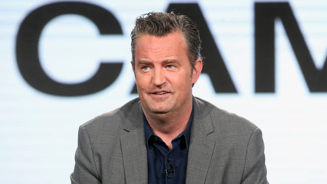 Matthew Perry played Chandler Bing in Friends