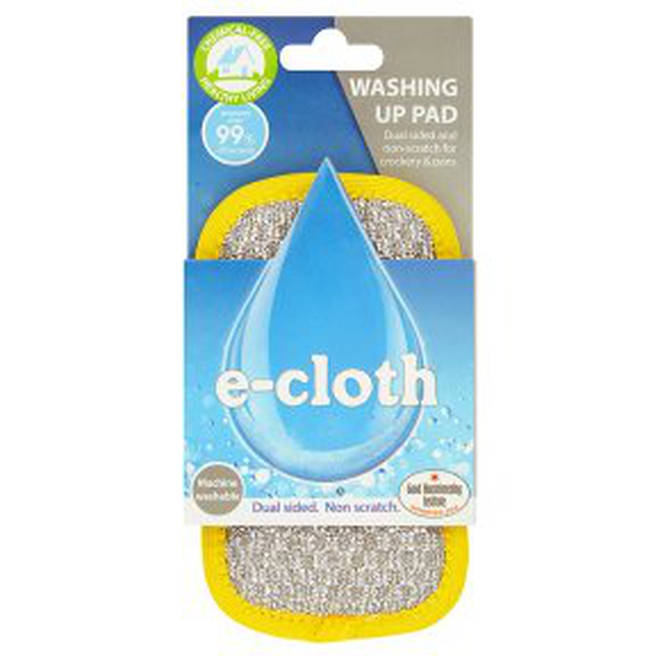 The E-cloth costs £3 from Waitrose