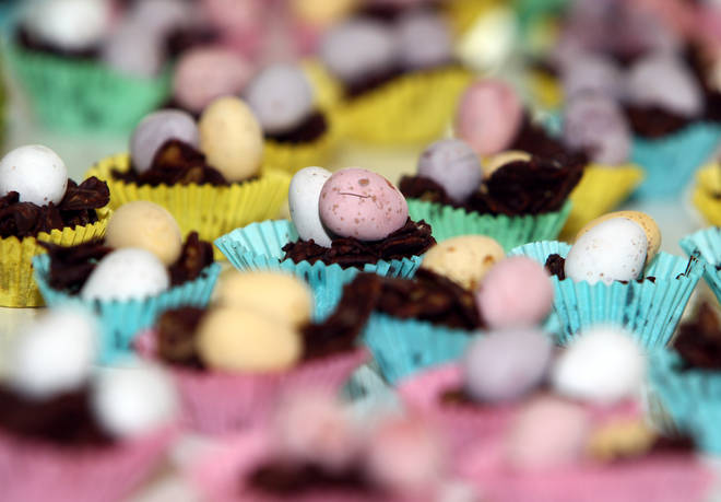 Mini Eggs are everyone's favourite Easter treat