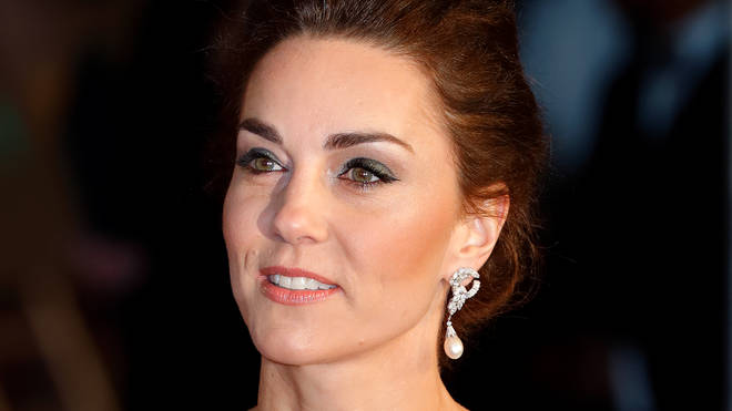 Kate Middleton wore Princess Diana's earrings