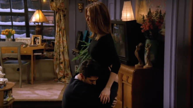 Will you be having a Ross and Rachel moment this Valentine's Day?