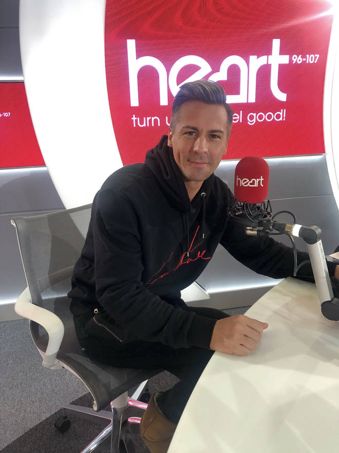 Matt Evers visited Heart Breakfast