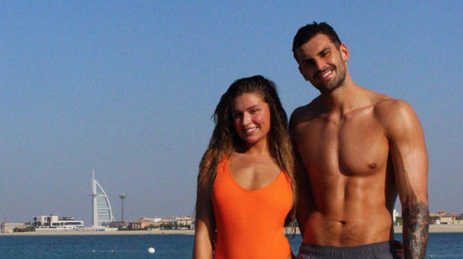 Zara and Adam recently split after remaining close following Love Island