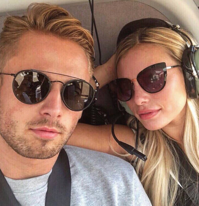 Ellie and Charlie split months after leaving the Love Island villa