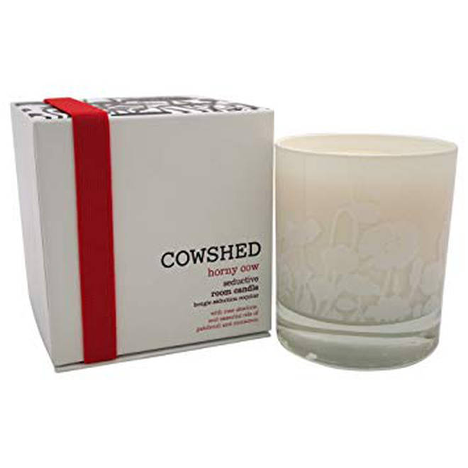 Cowshed Horny Cow Candle