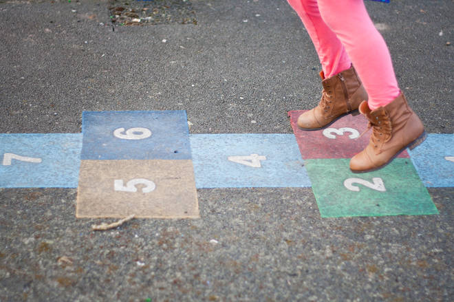 Your kids might adore old fashioned games - here are some suggestions
