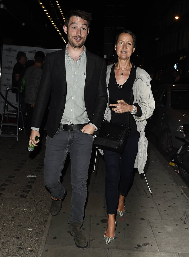Carol McGiffin and Mark Cassidy have been together for ten years