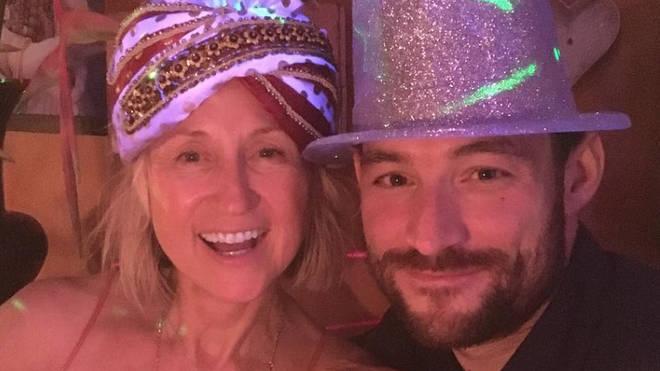 Carol McGiffin married her partner in Thailand