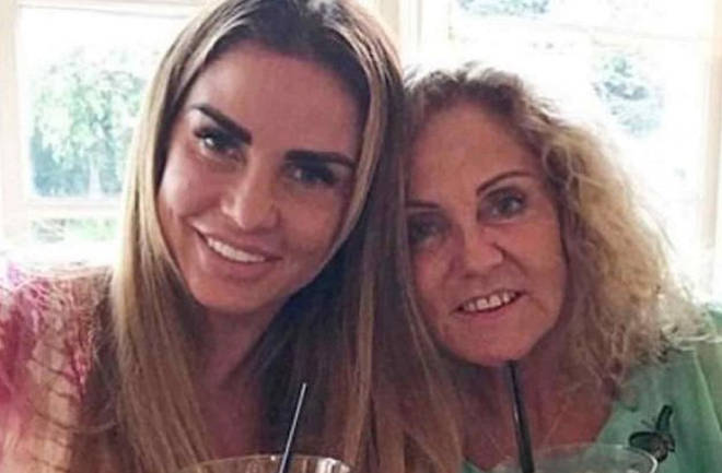 Katie Price and her terminally ill mum are going on a 'bucket list' holiday to Spain