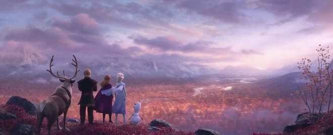 Frozen 2 will be released in 2019