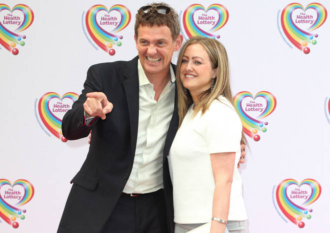 Matthew Wright and his wife Amelia Gette