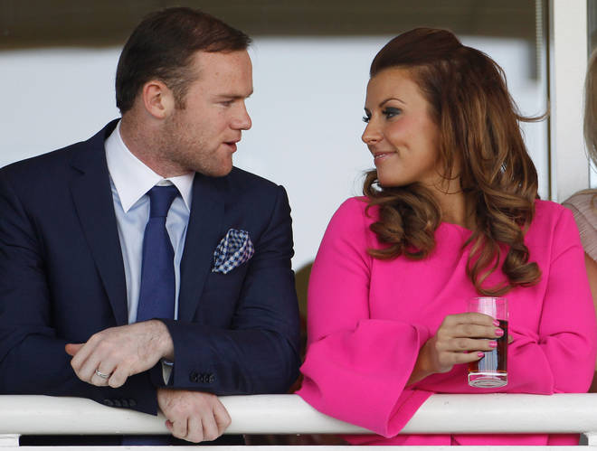 Wayne and Coleen are reportedly experiencing problems in their marriage