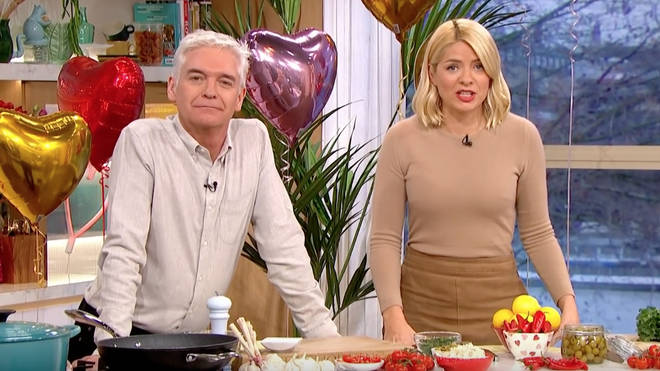 Holly Willoughby has been too ill to present This Morning
