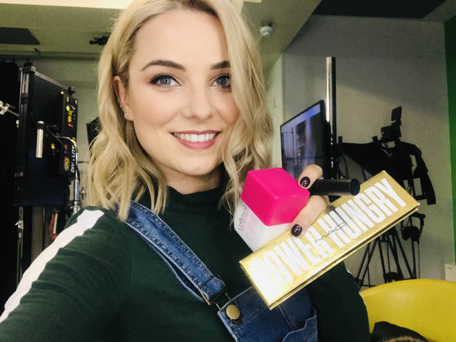 Sian Welby's fav makeup products