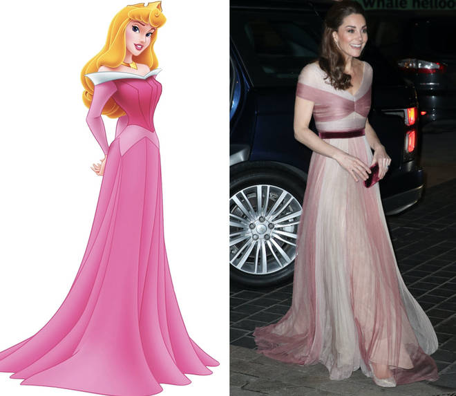 Disney Wedding Dresses 2019: Kate Middleton: The Duchess Of Cambridge Is Compared To A