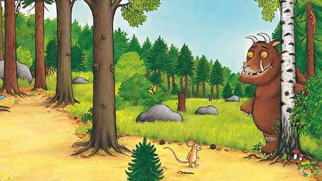 The Gruffalo is one of the most popular children's picture books