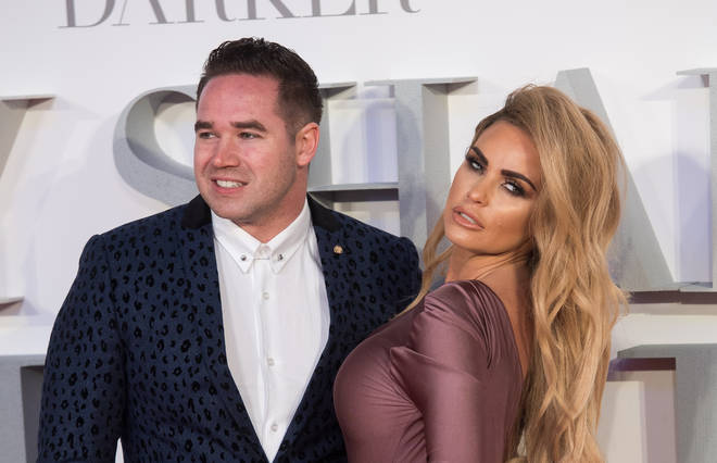 Kieran and Katie split in 2018