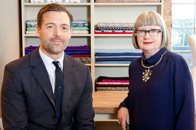 The Great British Sewing Bee airs every Tuesday at 9PM on BBC Two