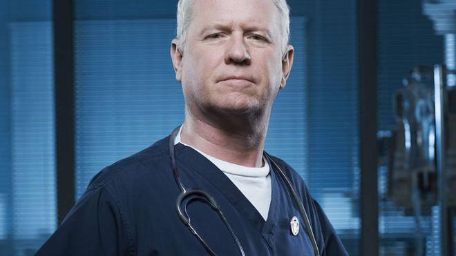 Casualty's Charlie Fairhead