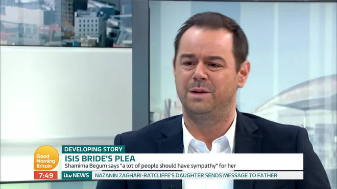 Danny Dyer on ISIS Bride