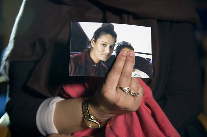 Shamima Begum - Isis Bride
