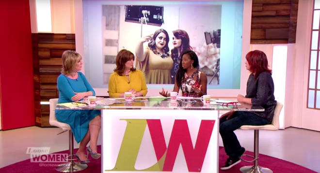 Jamelia made the controversial comments on a 2015 episode of Loose Women