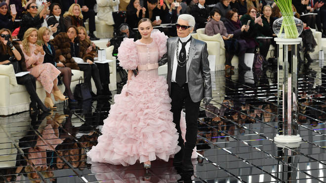 Karl Lagerfeld had recently missed two Chanel shows