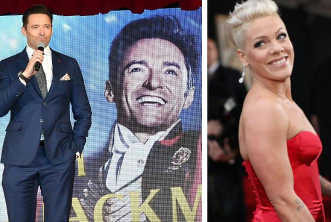 Fans think Pink could join Hugh Jackman on stage for the opening number