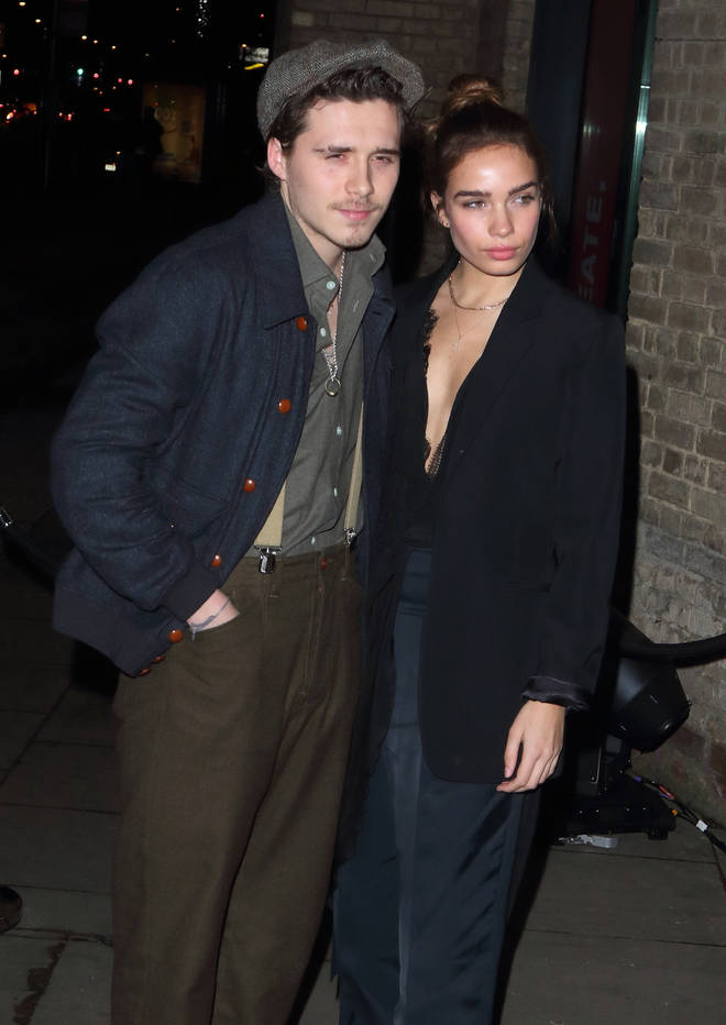 Brooklyn Beckham and Hana Cross recently went public with their romance