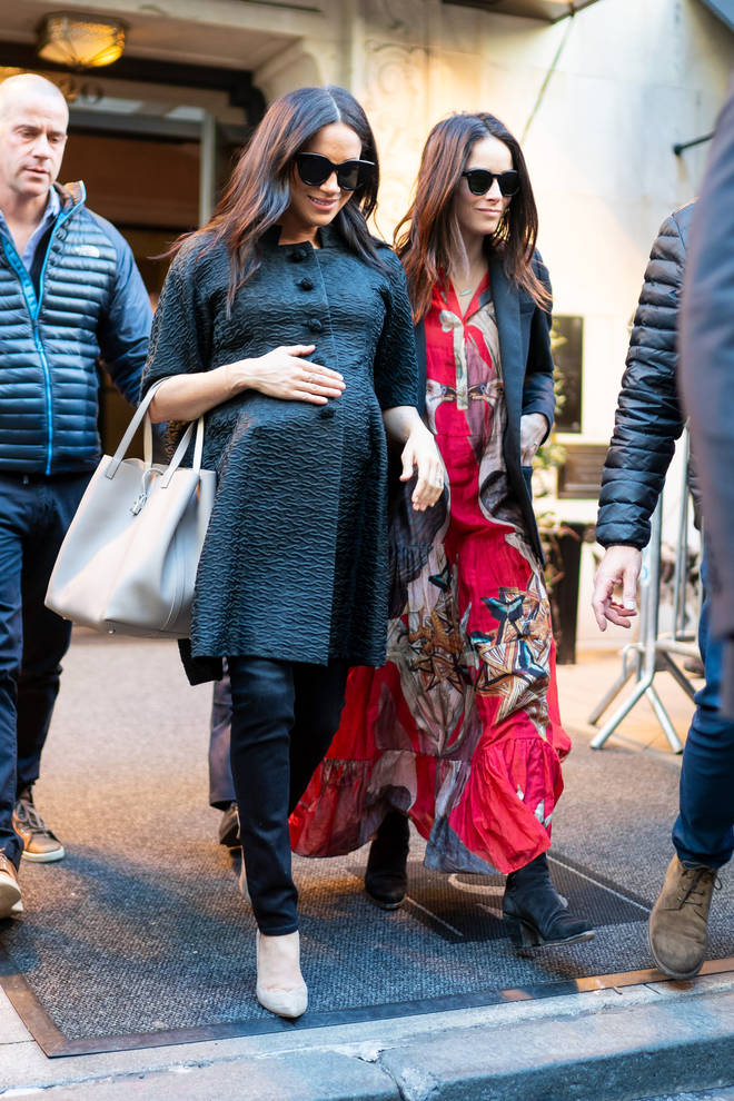 Meghan Markle's baby shower took place in New York