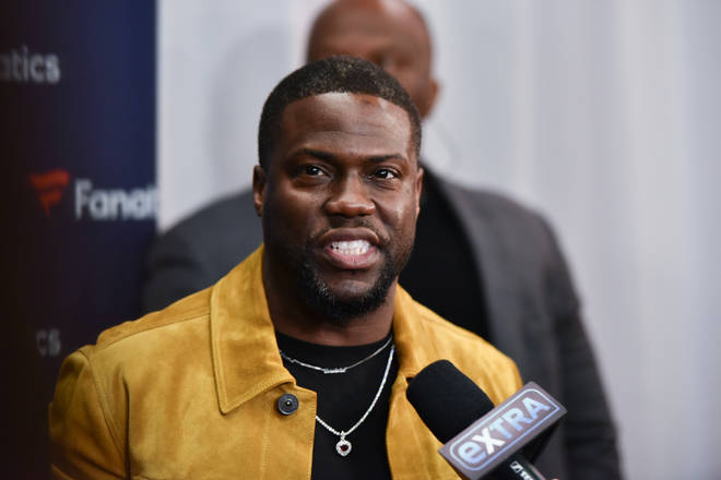 Kevin Hart was originally the host of the Oscars