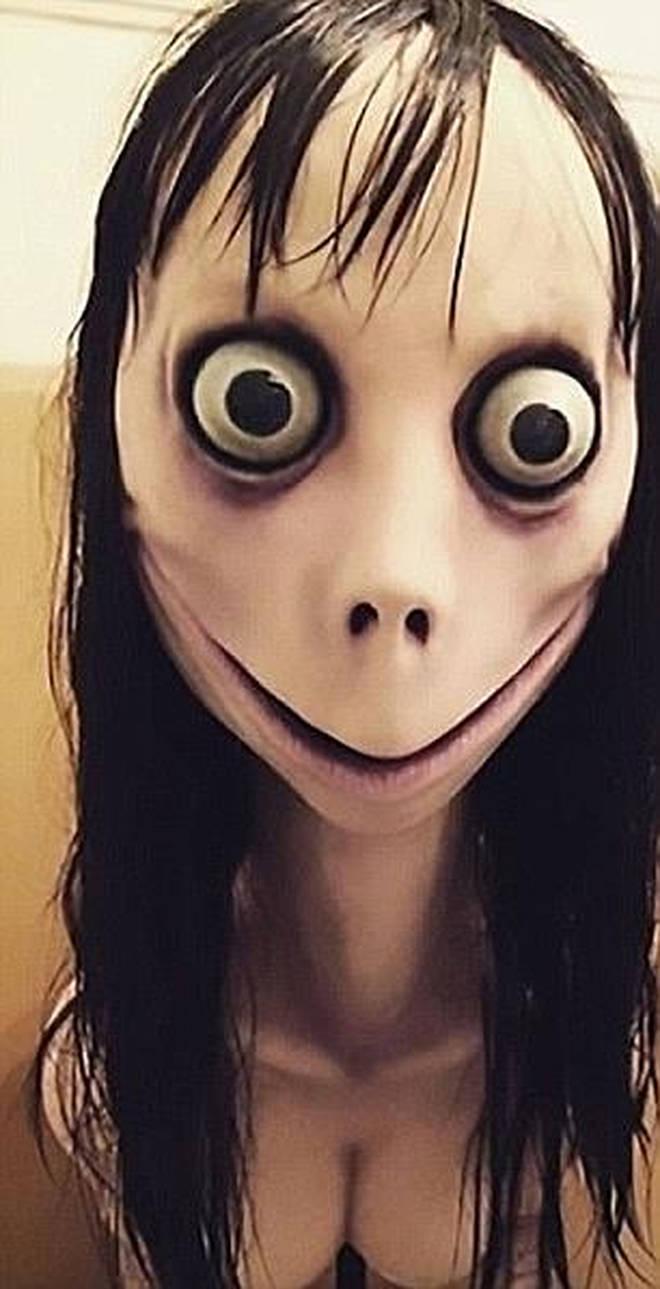 Momo character