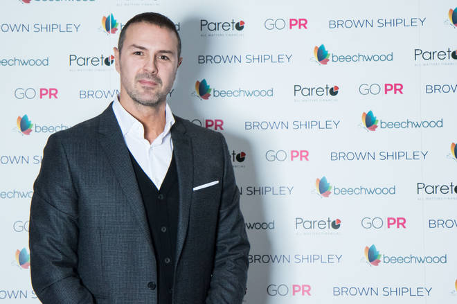 Paddy McGuinness is reportedly lined up for Celebrity Juice