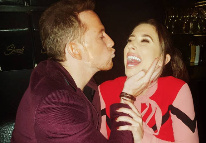 Stacey Solomon and Joe Swash are having a baby!