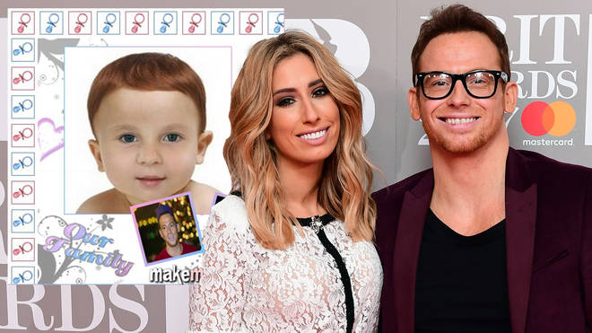 Stacey Solomon and Joe Swash are expecting their first baby