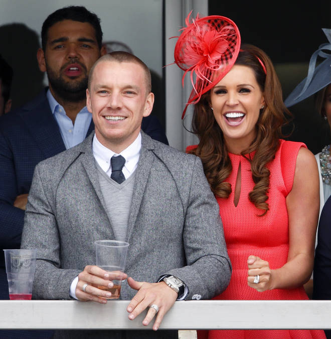 Danielle Lloyd was married to footballer Jamie O'Hara