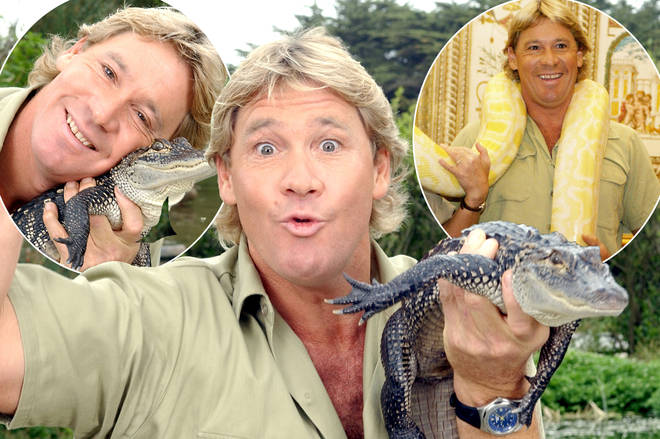 Steve Irwin would have turned 57 this year