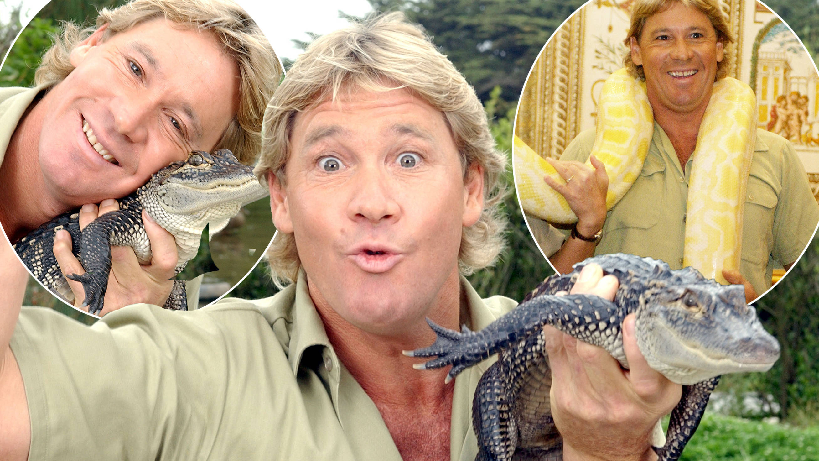 Who Was Steve Irwin How Did The Wildlife Expert Die How Old Was