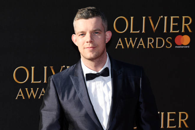 Russell Tovey at the Olivier Awards