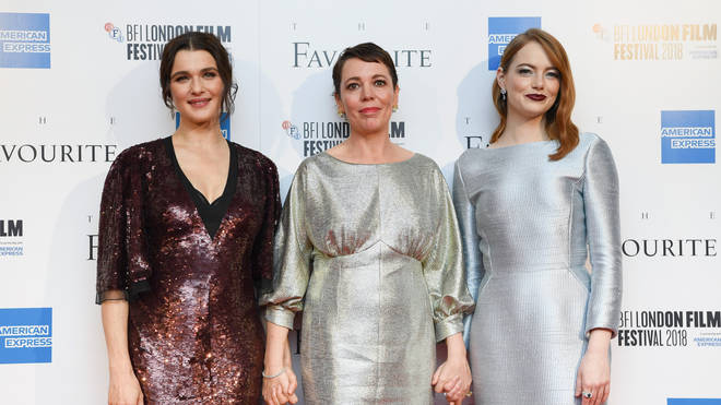 'The Favourite' UK Premiere & American Express Gala - 62nd BFI London Film Festival